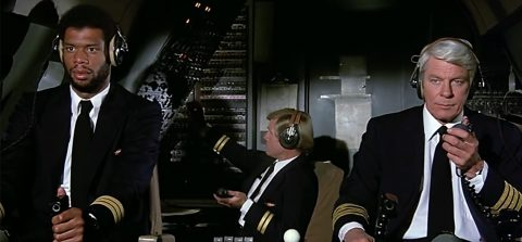 Airplane! Movie screenshot photo credit Paramount Pictures