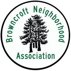 Browncroft Neighborhood Association Logo