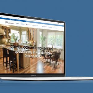 Cornell Construction Design Website