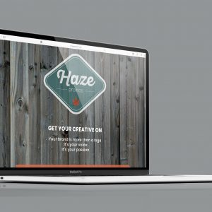 Haze Promos Website